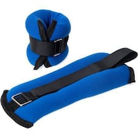 CAP Fitness 5 lb Pair of Ankle Weights Mesa