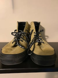 """Vans x A Tribe Called Quest """"Yellow"""""""