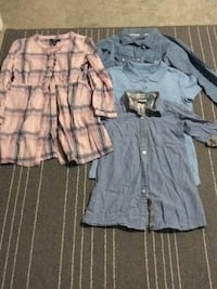 Set of clothes size 8 Edmonton, T6W 3N6