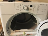 white front-load clothes washer Glendale, 85305