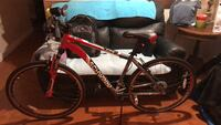 red and black Schwinn hardtail mountain bike Toronto, M6J 2M4
