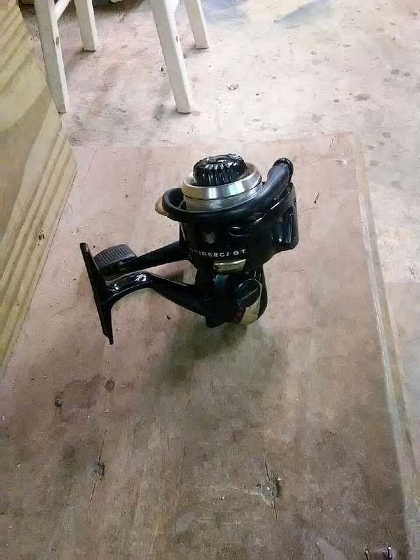 SpiderCast Spinning Reel