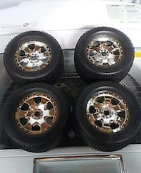 RC tires and rims