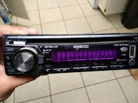 Kenwood car stereo. Usb & bluetooth compatable Bakersfield, 93309
