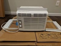 white window-type air conditioner Springdale