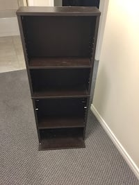 IKEA book shelf length 45 inches and W 17 inches Surrey, V3W 1R1