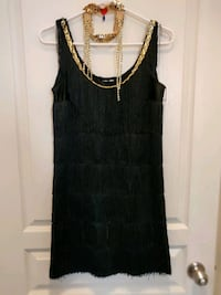 Flapper Halloween dress, s/m Toronto, M8V 0B2