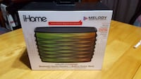"???? "" Brand New "" iHome Color Changing Bluetooth Stereo Speaker ???? NORTHRIDGEVILLE"