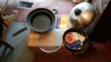 Turbo Cooker, w/ guide and 30 recipe cards
