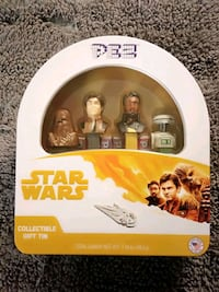 New Collectors Edition of Star Wars Ped Tin