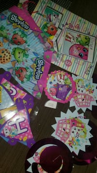 Shopkins party supplies Feasterville-Trevose, 19053