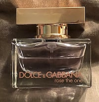 Eau de Parfum ROSE THE ONE PAR DOLCE & GABBANA SPRAY 1.0 OZ 30 ml