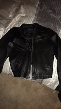 Leather jacket. Good condition  Leominster, 01453
