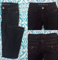 Guess Women's Belmont Flare Jeans Clifton, 20124