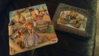 two assorted color DVD cases Saint Petersburg, 33703