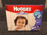 Huggies diapers - size 4 North Potomac, 20878