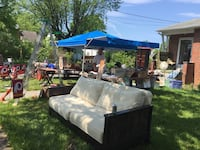 YARD SALE GOOD PRICES!!!  411 fairview Ave., Winchester, VA