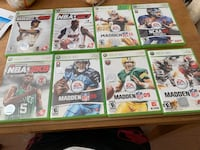XBOX games all 8  New York, 10024