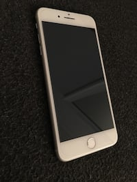 iPhone 8 Pluss 256GB Åpen For All SIM-kort White Silver 6249 km