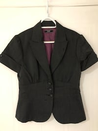 Women's Short Sleeve Blazer