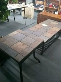 rectangular brown wooden coffee table DeLand, 32720