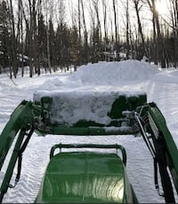Snow Clearing - Plowing