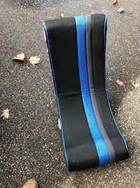 Portable gaming chair built with Bluetooth speakers