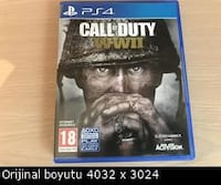 Call duty ww ps4
