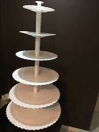 Do you have party wedding, baby shawer this is the pastry stand you can rent it :) Calgary, T3P