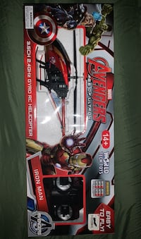 Avengers Age Of Ultron Helicopter