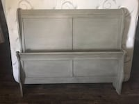 Full Size Sleigh Bed Frame Fort Worth, 76132