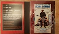 Billy Jack 35th Anniversary Ultimate Collection (Billy Jack?Born Losers/Trial) EUC - In excellent used condition (ref # bx 2 eb/apps) Newmarket