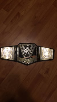Kids WWE Title Belt