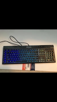 Corsair K55 Gaming Keyboard (RGB) Reisterstown, 21136