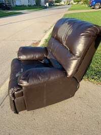 Rocking chair, power recliner Grimes, 50111