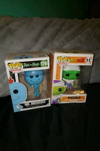two Pop ! vinyl figures Kitchener, N2E 0A5