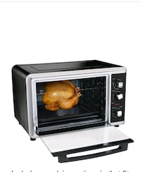 Countertop convection oven new