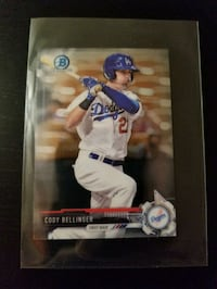Cody Bellinger Rookie Card - Free Shipping  Toronto, M6C 2L3
