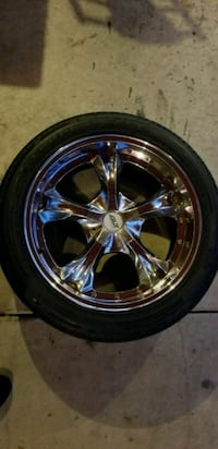 22 inch rims and tires Tucson, 85706