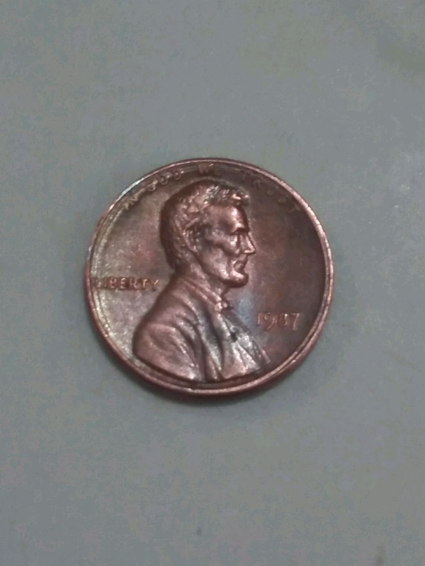 Used 1987 double die penny for sale in Tacoma - letgo