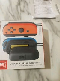 joy-con aa battery pack brand new