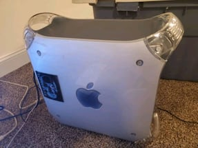 Mac Powerpc G4 with Mac OS 9