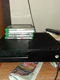 Xbox one with one controller