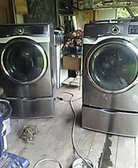Samsung washer and dryer Livingston, 70754