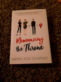 Romancing the Throne book