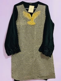 New arrival Aghanoor full embrioded kurti Mississauga, L5V 1R4