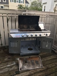 gray and black gas grill Reston, 20191