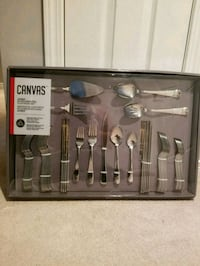 54 piece cutlery set. New never opened Innisfil, L9S 0B5