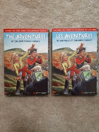 The Adventures of Zac and Penny, from the Royal Canadian mint  Hamilton, L8J 1N9