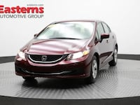 2015 Honda Civic LX Laurel, 20723
